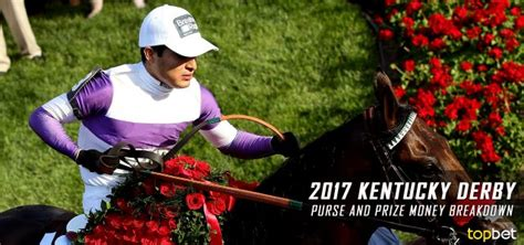 Prize Money For Winning Kentucky Derby - tagged as 2017 kentucky derby prize money sports betting tips news and analysis
