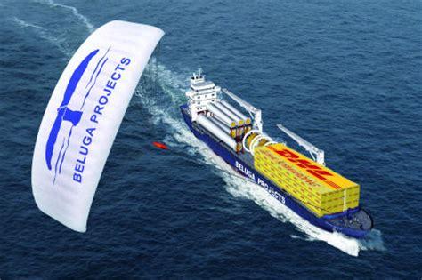 Novel The Sky Segel dhl cargo will debut kiteship travel