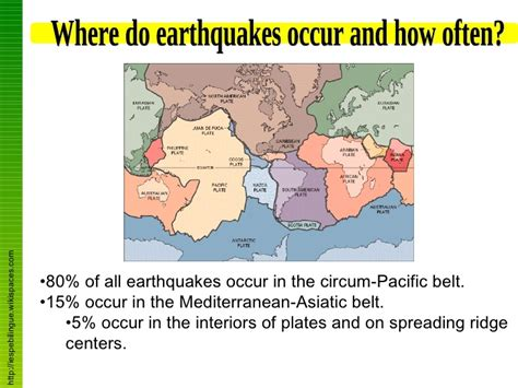 earthquake occur where earthquakes occur the most images