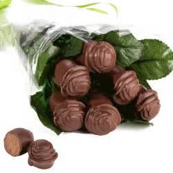 flowers and chocolate chocolate flowers chocolate flowers peanut butter roses dozen