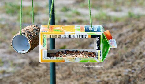 make upcycled bird feeders backyard bird watching tips