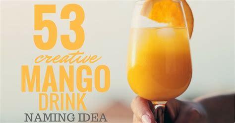 53 best mango soft drink company names brandyuva in