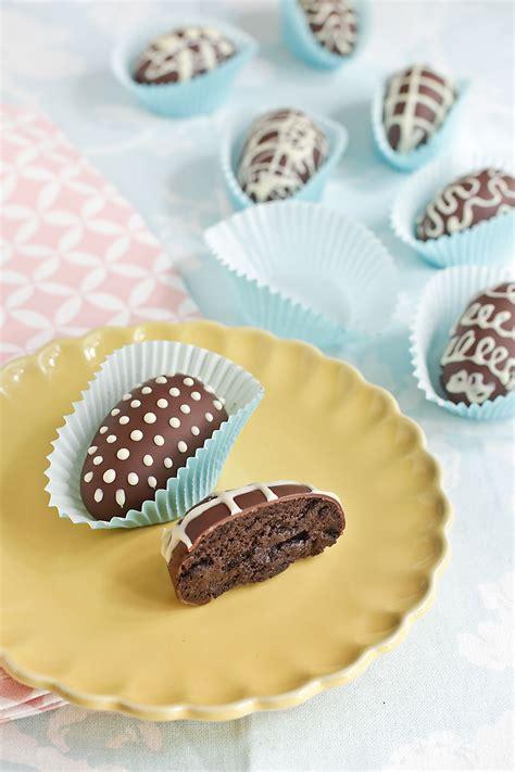 chocolate blanco para decorar huevos de pascua trufas de oreo huevos de pascua