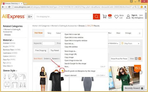 Search By Aliexpress Search By Image Chrome Web Store