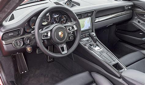 volante porsche 911 turbo s prueba al l 237 mite porsche 911 turbo s 2016 autobild es