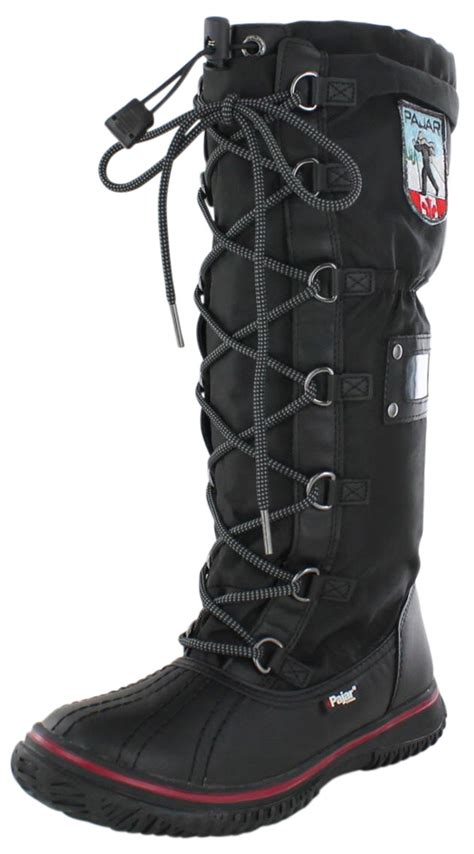 winter boots for canada pajar canada grip hi s duck snow boots waterproof