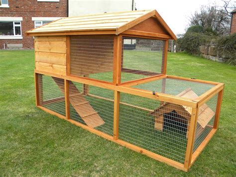How To Build A Rabbit Hutch And Run a rabbit hutch will the right environment to keep your rabbits healthy and happy