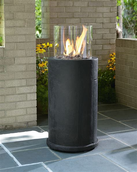 a column of fire garden oasis vespa 38 quot fire column shop your way online shopping earn points on tools