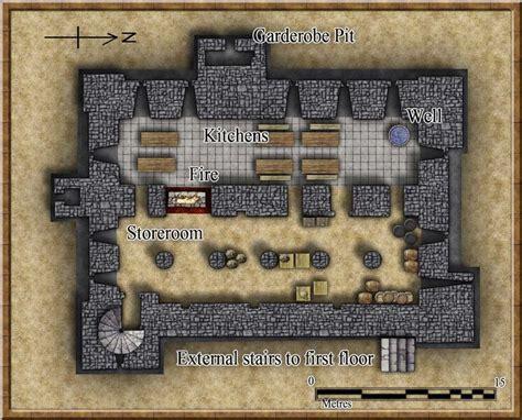 fantasy castle floor plans 33 best castle and keep battlemaps images on pinterest