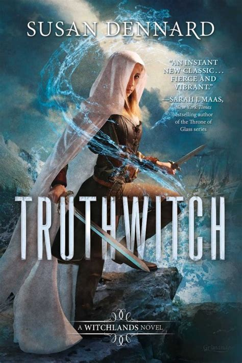 libro truthwitch the witchlands series 5 arcs i would steal to get cuddlebuggery book blog