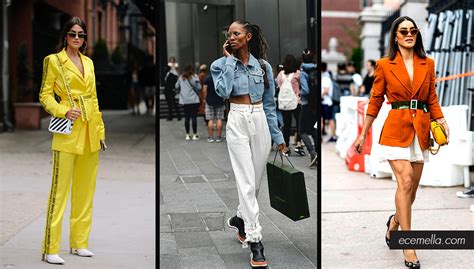 best of new york fashion week top 10 the best 2019 style trends from new