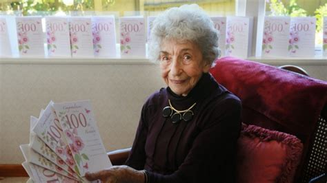 Birthday Cards Get a Bit Repetitive for 100 Year Old Woman