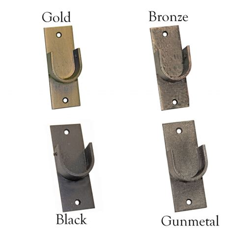 inside mount curtain brackets outdoor curtain inside mount bracket dfohome
