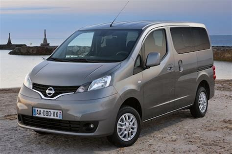 nissan nv rental nissan evalia for taxi and car rental services