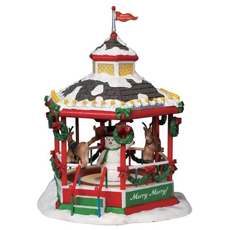 lemax christmas carousel 84822 163 32 99 from lemax
