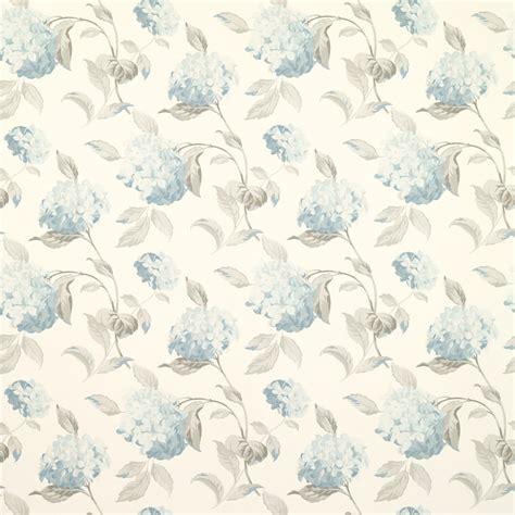 flower wallpaper duck egg hydrangea duck egg floral wallpaper laura ashley