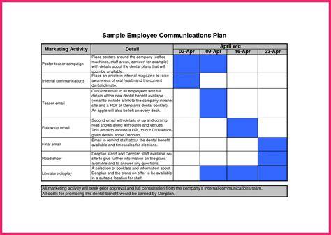 comms plan template communication plan template bio letter format