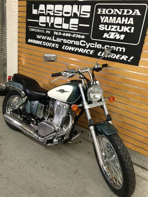 Suzuki Duluth Suzuki Boulevard S40 Motorcycles For Sale In Duluth Mn
