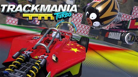 Kaos Track Mania impressions trackmania turbo sur la route al 233 atoire