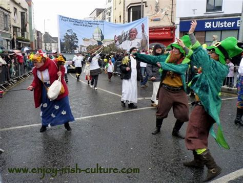 st s day parade galway 2015 st paddy day the parade in galway ireland in photos