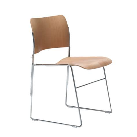 howe 40 4 side chair metal frame by david rowland
