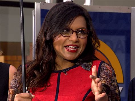 mindy kaling new show mindy kaling excited nervous over her new show