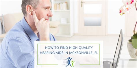 How To Find A In Jacksonville Florida With A Criminal Record How To Find High Quality Hearing Aids In Jacksonville Fl Jacksonville Speech And