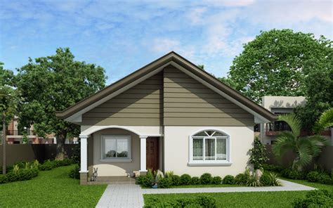simple house front view design carmela simple but still functional pinoy house designs pinoy house designs
