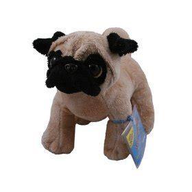 webkinz pug webkinz pug with trading cards toys