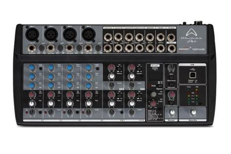 Mixer Wharfedale wharfedale connect 1202fx usb mixer