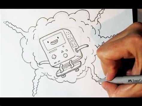 imagenes faciles para dibujar de hora de aventura c 243 mo dibujar a bmo o beemo de hora de aventura dibujos