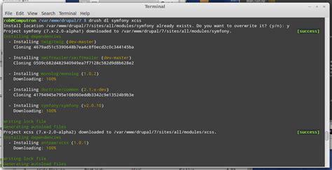 installing bootstrap via composer drupal drush install a module sokolmarine
