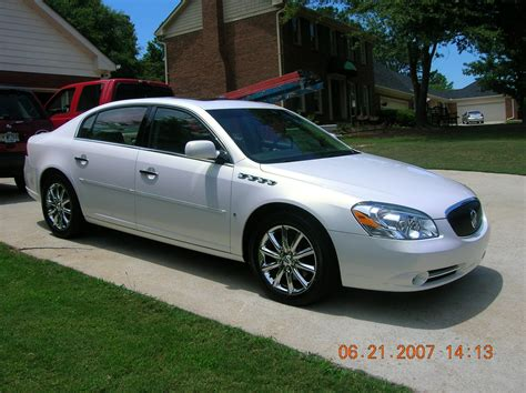 2007 buick cxl for sale
