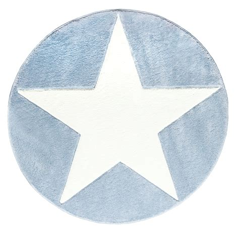 runder teppich mit teppich rund mit hellblau weiss honeyhome ch