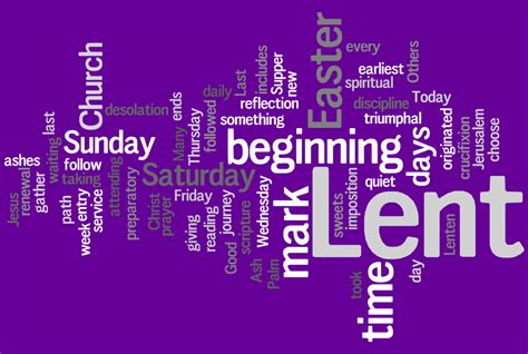 word made lent a scriptural encounter for ash wednesday through easter books satima how to make the best of lent q a 82