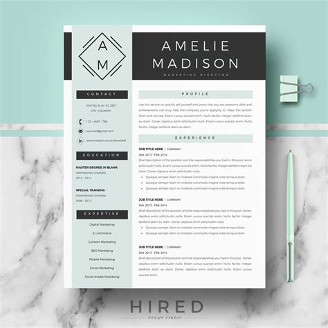 resume unique free sample resume templates word free sample resume