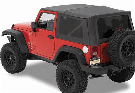 jeep wrangler 2 door soft top bestop 54722 36 supertop nx soft top with tinted windows