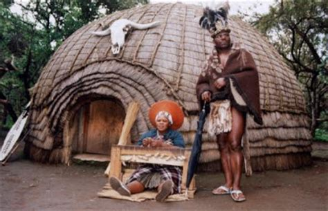 zulu huts the best time of the day