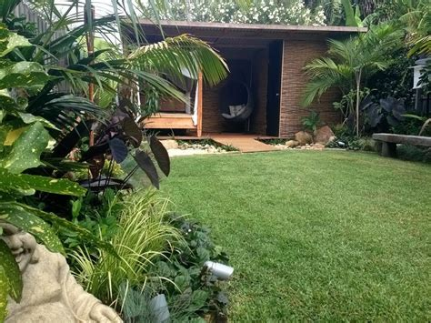Balinese Backyard Ideas Tropical Garden Design Freshwater Northern Beaches Landscapers Sydney