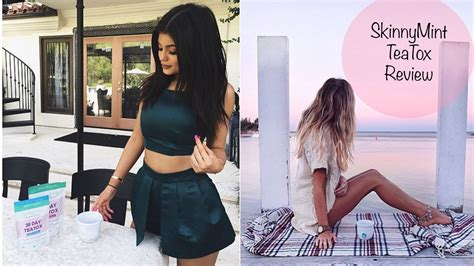 28 Day Tea Detox Before And After by Skinnymint Teatox Detox System Review Worth The Money