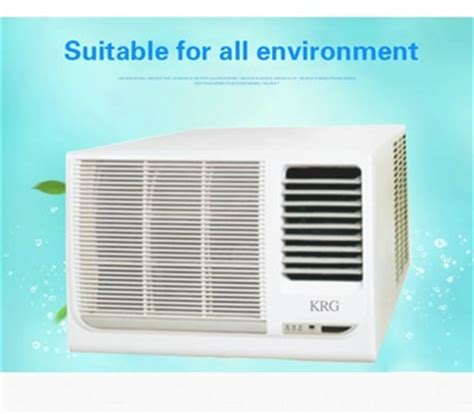 home comfort air conditioning home comfort window air conditioner 1 ton 12000 btu 3 4 kw