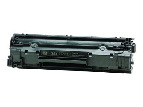 Toner 35a Original hp 35a original toner hewlett packard