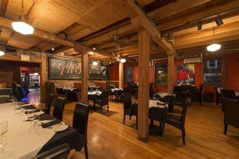 The Gypsy Tea Room St John S Menu Prices Restaurant