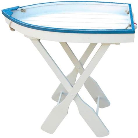 boat table boat tray table nautical furniture