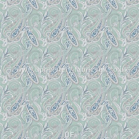upholstery fabric edinburgh edinburgh weavers romance persia blue upholstery fabrics uk