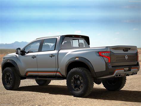 nissan truck 2016 nissan titan warrior concept truck cars 2016