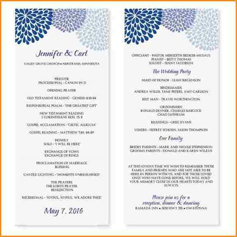 conference program template 28 images 9 free event
