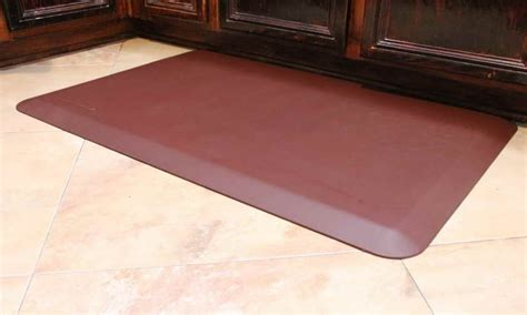 Gel Mats For Kitchen Floors by Rubber Floor Mats For Kitchen Gel Filled Cushion Desk