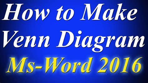 how to make a venn diagram on microsoft word 2003 how to make venn diagram by using smartart tools in ms