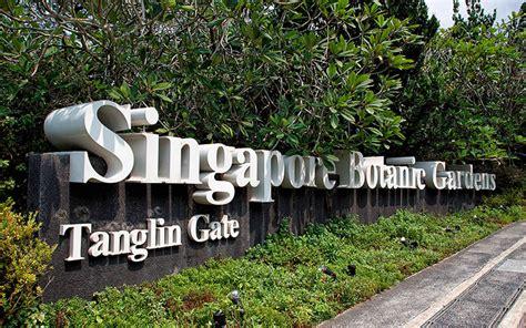 Singapore Botanic Gardens Logo Gov Sg Join In The Jubilee Weekend Celebrations At The Botanic Gardens